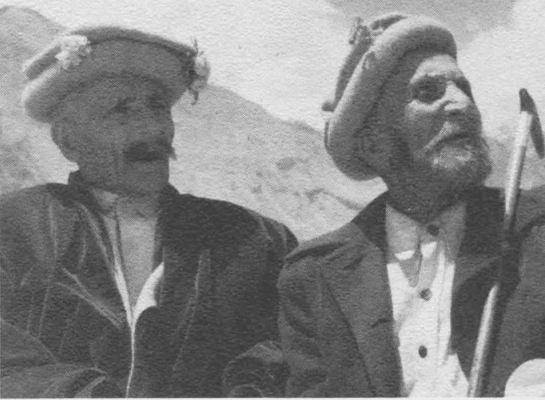 Hunza - Des hommes qu'on dit âgés de plus de 140 ans