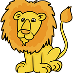 lion_male_clipart