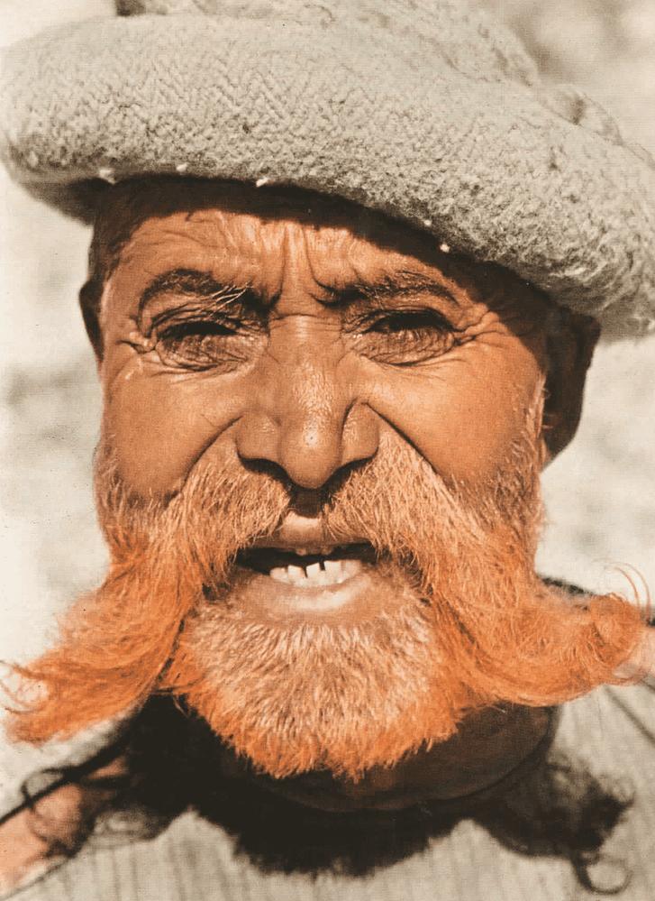 Hunza - Un patriarche de Baltit