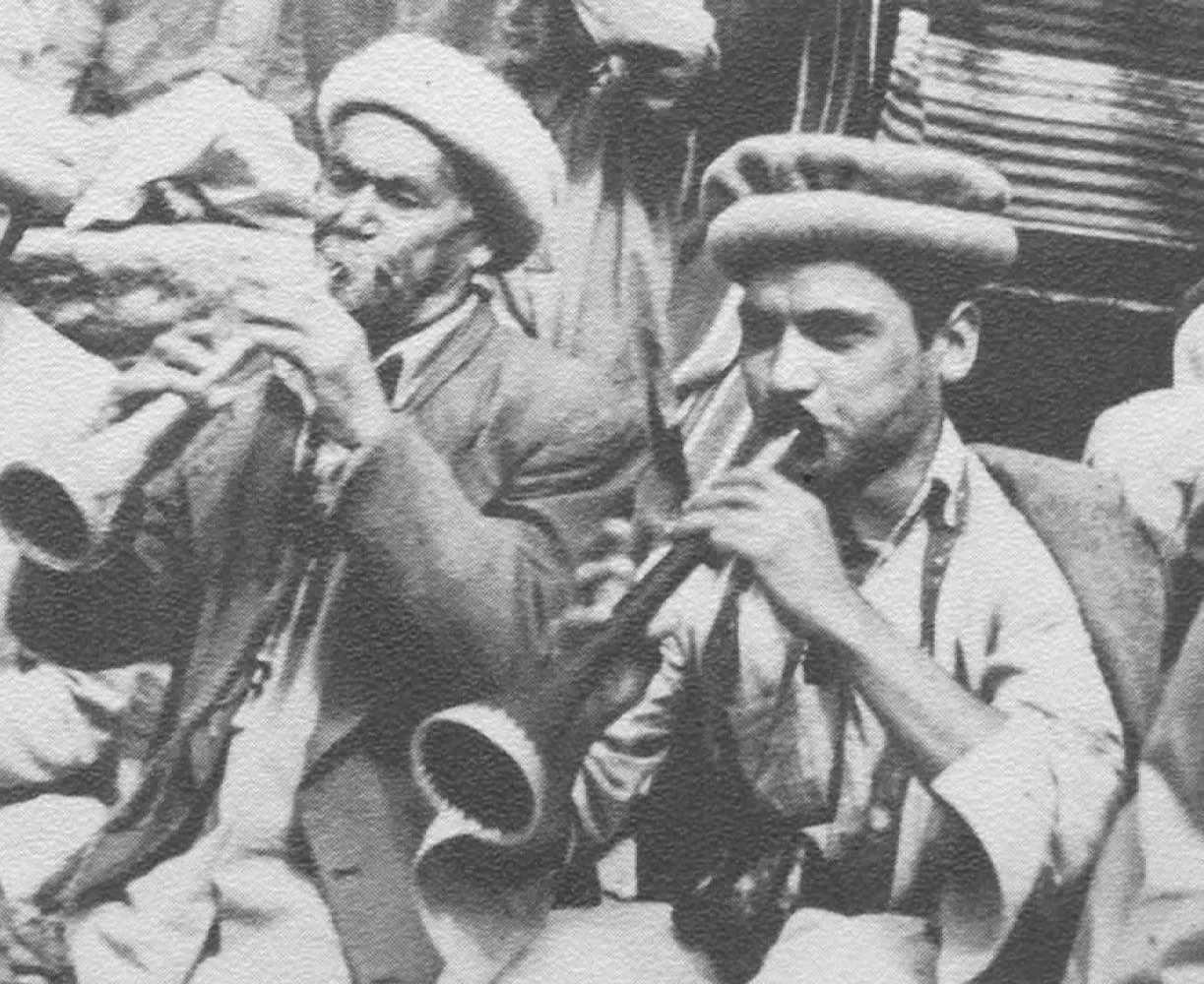 Musiciens du Hunza