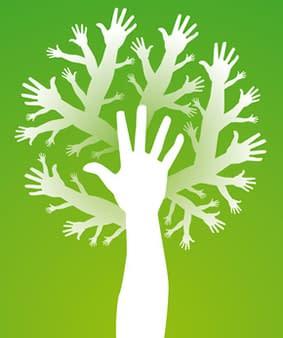 tree-hands