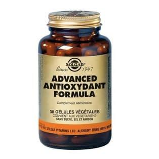 antioxidant-flacon