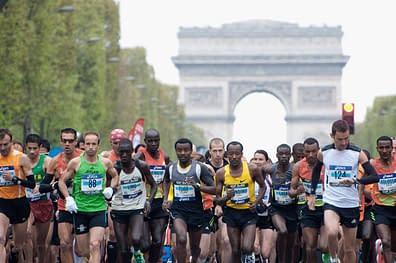 36e marathon de Paris