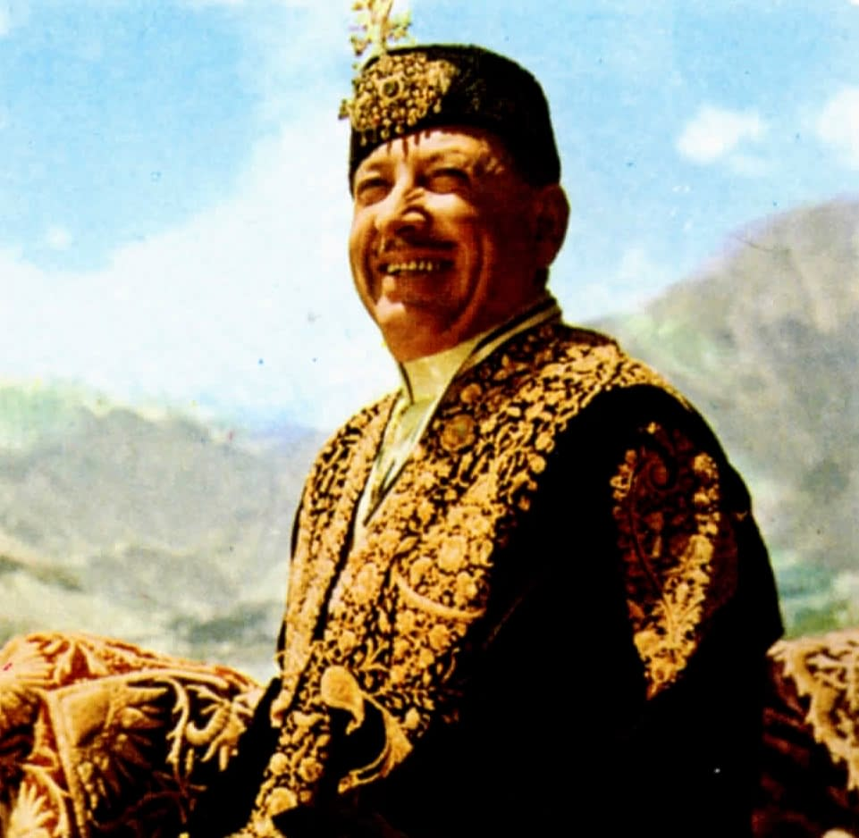 Muhammad Jamal Khan, Mir du Hunza (1961)