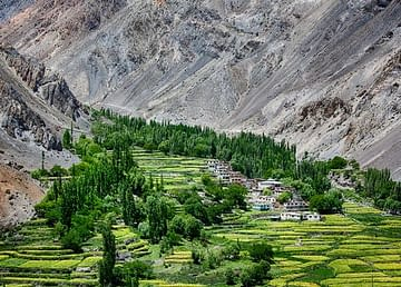 Vallée de la Hunza