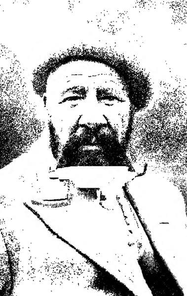 Hunza - Muhammad Nazim Khan