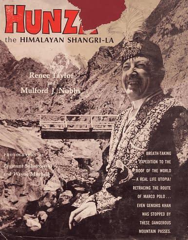 "Ouvrage ""Hunza: the Himalayan Shangri-la"""