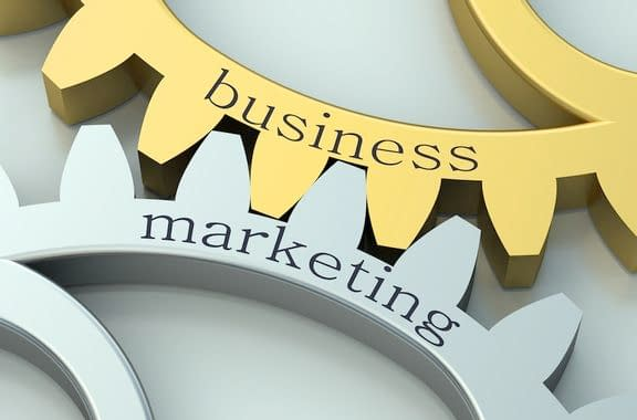 Business and Marketing concept